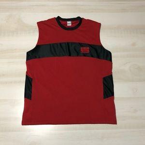 LeBron James Nike Fit-Dry Basketball tank jersey L